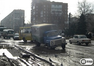 Чиновники сообщили, что ликвидировали ямочность на 94% украинских дорог
