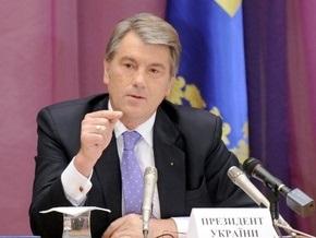 Ющенко назвал Петлюру символом украинской государственности