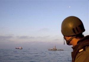 Иран отправил к берегам Газы корабли с гуманитарной помощью