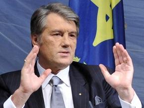 Ющенко ветировал закон о повышении акцизов на табачные изделия