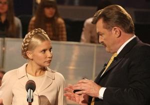 Тимошенко пригласили на Интер. Она спрашивает, брать ли с собой чеснок и осиновый кол