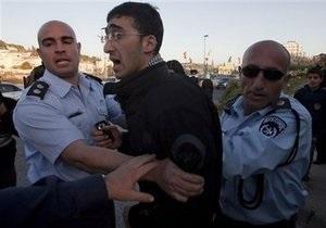 Израильские военные арестовали 35 ультраправых активистов