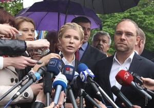 Газовые контракты: Тимошенко обжаловала возбуждение дела против нее