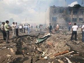 В интернете появилась видеозапись теракта в Назрани (обновлено)