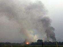 В столице Болгарии продолжаются взрывы на складе с боеприпасами