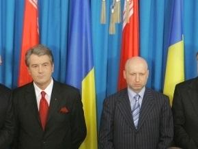 Турчинов обвинил Ющенко в причастности к операции СБУ в Нафтогазе