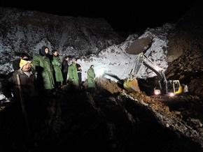 Оползень накрыл деревню на севере Китая: 23 человека погибли