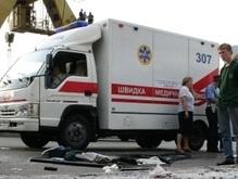 Во Львовской области Mercedes насмерть сбил девятилетнюю девочку
