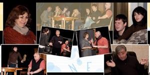 Новая премьера в Театре драмы и комедии на левом берегу Днепра