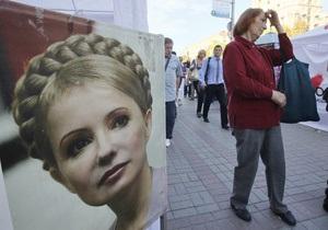 Дело Тимошенко по убийству Щербаня может рассматривать суд присяжных