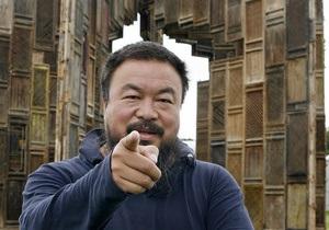 Ай Вэйвэй подал в суд на налоговую Пекина