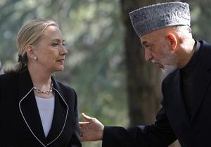 Афганистан стал основным союзником США вне НАТО
