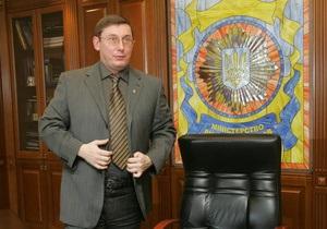 Луценко: У МВД есть информация о подготовке фальсификаций на выборах