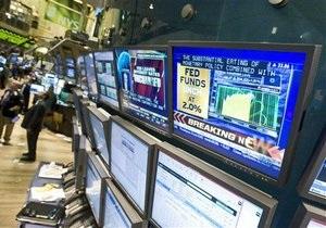 Обзор рынков: биржи США упали под давлением распродаж в финансовом секторе