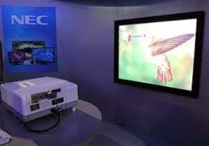 NEC еще несколько раз  Впервые в мире  и, возможно, теперь это абсолютный технологический лидер в области создания проекторов.