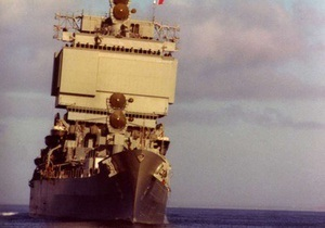 В США на аукционе продается атомный крейсер