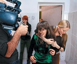 В Одесской области возросла агрессивность школьниц