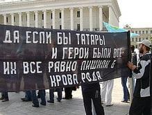 Крымские татары возмущены просьбой к РФ защитить их от геноцида со стороны Украины