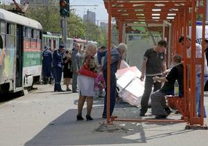 Улицы Днепропетровска патрулируют около двух тысяч милиционеров и наряды кинологов