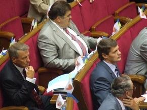 БЮТ подготовил документы для обжалования указа Ющенко о перевыборах