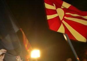 В Македонии вспыхнули столкновения между славянами и албанцами