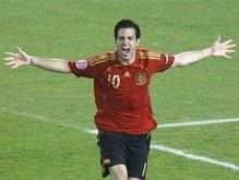 Евро-2008: Фабрегас благодарен за возможность проявить себя