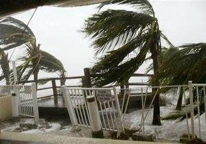 На Анталью обрушились проливные дожди и сильный ветер