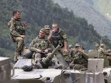 Российские войска изъяли 1728 единиц оружия на оставленных грузинских позициях