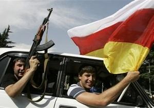 Президент Южной Осетии запретил отмечать Новый год  интенсивной стрельбой  в воздух