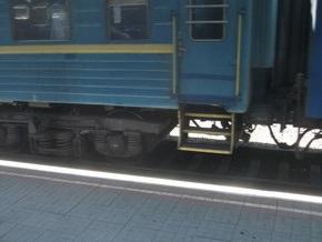 Во Львовской области поезд столкнулся с автомобилем