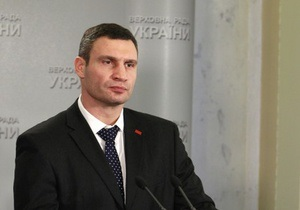 Кличко уверенно побеждает Януковича во втором туре - опрос
