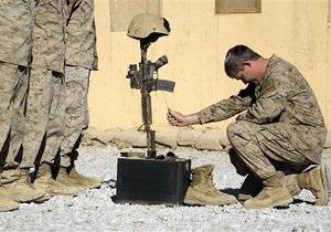 В Афганистане за сутки погибли шесть военнослужащих НАТО