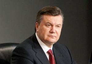 ПР: Янукович будет присутствовать на саммите Украина-ЕС