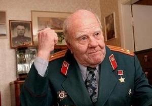Скончался последний из проживавших в Эстонии Героев Советского Союза