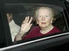 Маргарет Тэтчер покинула больницу