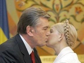 FAZ: Тимошенко-Ющенко. Конец любовной связи