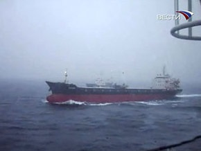 Россия признала факт обстрела торгового судна