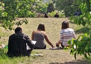 БЮТ предлагает создавать парки на крышах столичных домов