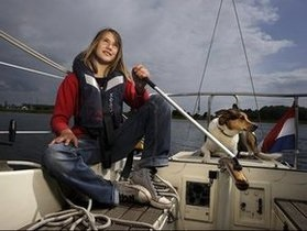Полиция обнаружила пропавшую без вести голландскую девочку в 8 тыс. км от дома