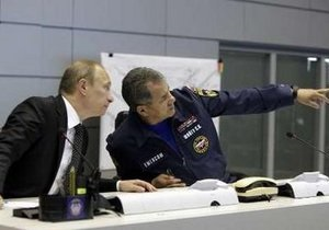 Путин исключил человеческий фактор из списка причин аварии на российской шахте