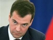 Медведев возложил ответственность за войну в Южной Осетии на Саакашвили
