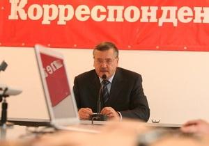 Гриценко сообщил, что Балога предложил ему создать новую партию на платформе ЕЦ
