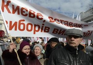Выборы в Киеве - новости Киева - КС начал рассматривать обращение нардепов относительно выборов в Киеве