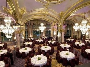 В Монако украинским VIP-персонам устроили королевскую свадьбу