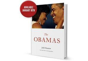 В США поступила в продажу скандальная книга о супругах Обама