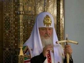 В МВД заявляют, что поездку патриарха Кирилла в Ровно отменила российская сторона