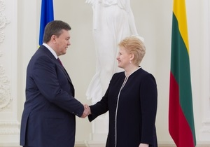 Украина - прежде всего. Литва назвала главный приоритет своего председательства в ЕС