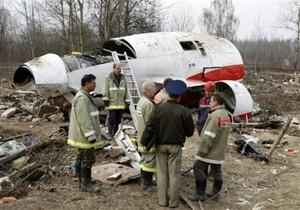 Председатель Сената Польши не боится летать на ТУ-154