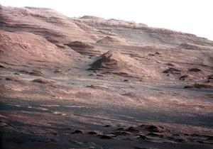 Кьюриосити способен увидеть органические молекулы на Марсе - российские ученые