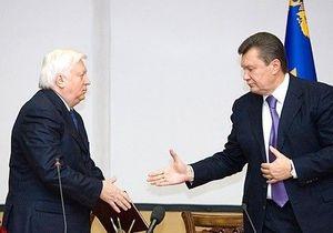 Власенко: Пшонка должен пересмотреть снятие судимостей с Януковича